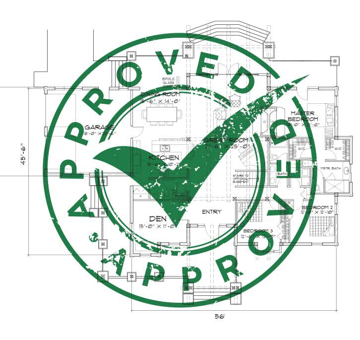 Design Review Board Approval