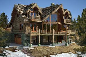 luxury home design tahoe