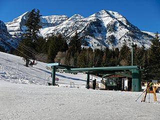 sundance mountain resort ski lift by punk toad oakland us