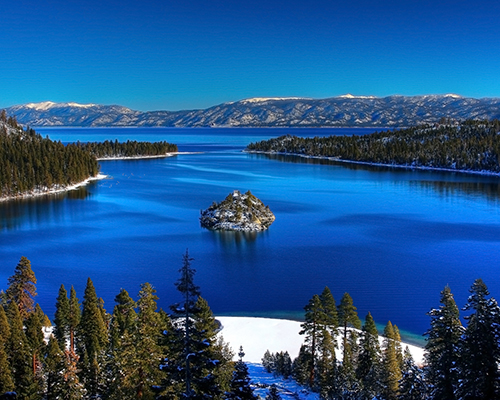 Emerald Bay_Lake Tahoe